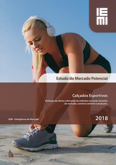 Calçados Esportivos 2018