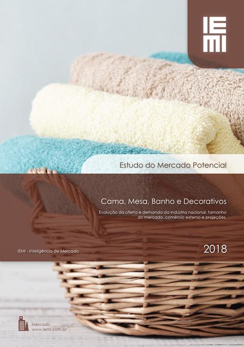 Cama, Mesa, Banho e Decorativos 2018