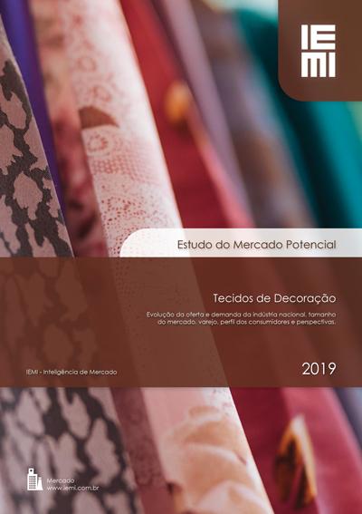 Tecidos de Decoração 2019