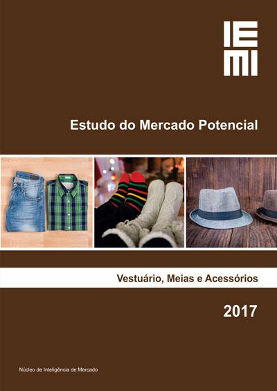 Vestuário, Meias e Acessórios 2017
