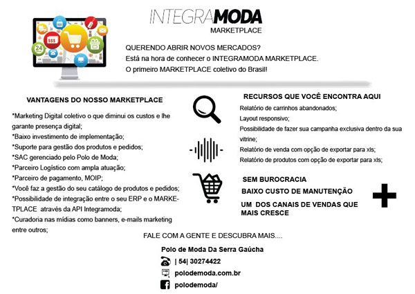 Marketplace-Integramoda