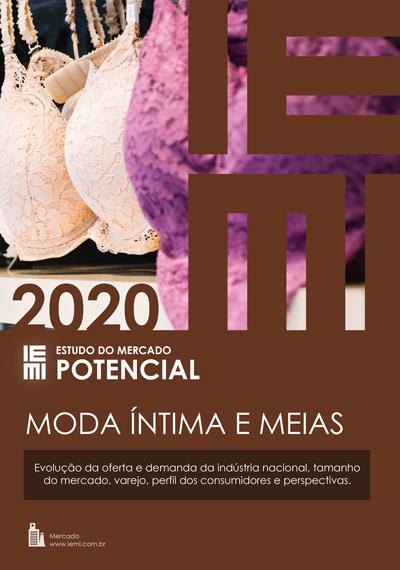 Moda Íntima e Meias 2020
