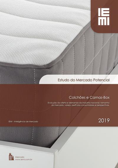 Colchões e Camas-Box 2019