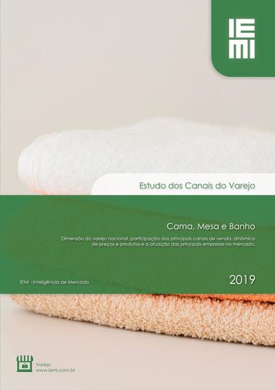 Canais do Varejo de Cama, Mesa e Banho 2019