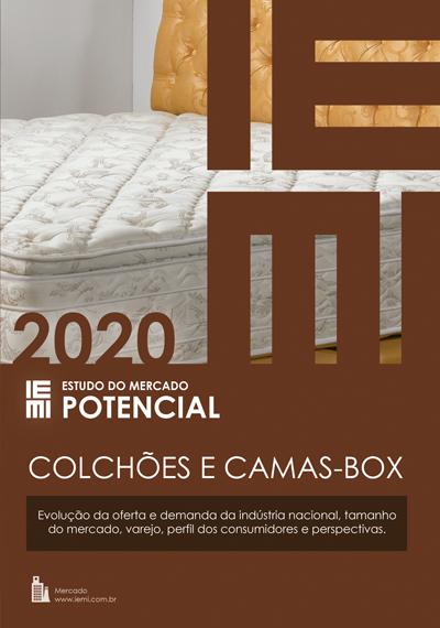 Colchões e Camas-Box 2020
