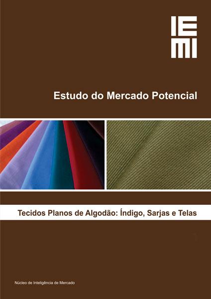 Tecidos Planos de Algodão: Índigo, Sarjas e Telas