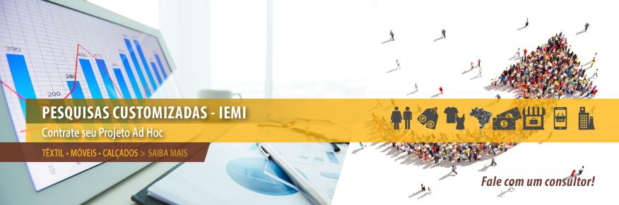 Pesquisas Customizadas - IEMI