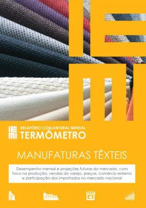 Termômetro IEMI – Manufaturas Têxteis