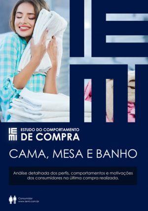 Comportamento do Consumidor de Cama, Mesa e Banho