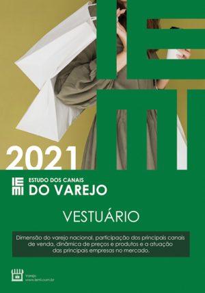 Canais do Varejo de Vestuário 2021