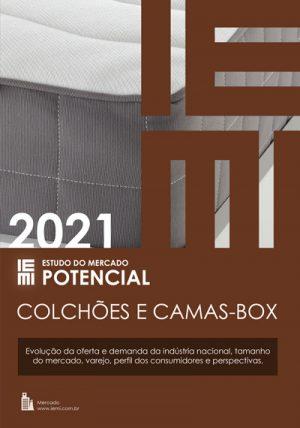 Colchões e Camas-Box 2021
