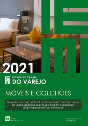 Canais do Varejo de Móveis e Colchões 2021