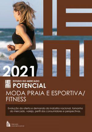 Moda Praia e Esportiva/Fitness 2021