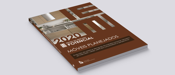 Lançamento: Mercado Potencial de Móveis Planejados 2020