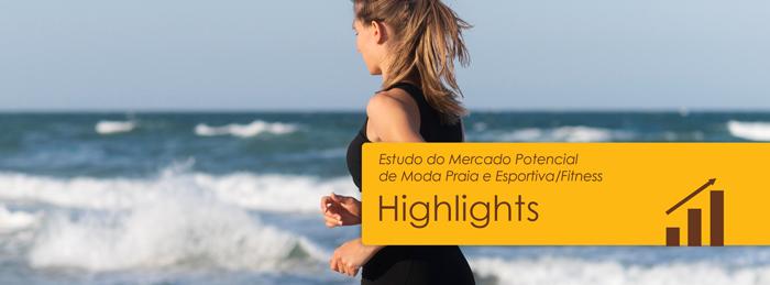 Mercado Potencial de Moda Praia e Esportiva/Fitness 2021