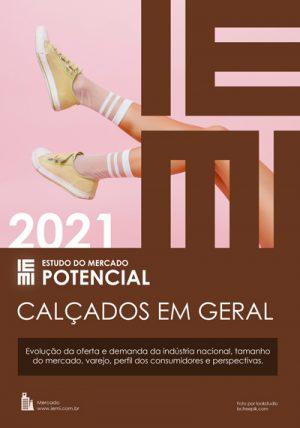 Calçados em Geral 2021
