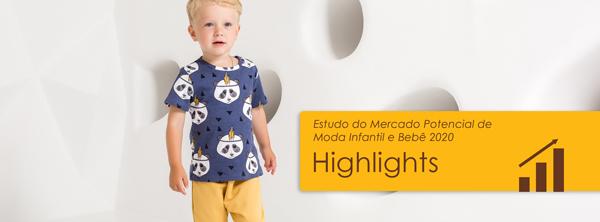 Mercado Potencial de Moda Infantil e Bebê 2020