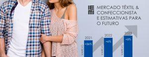 Mercado Têxtil & Confeccionista e Estimativas para 2020 a 2023