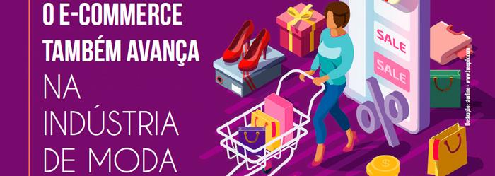 O E-Commerce Também Avança na Indústria de Moda