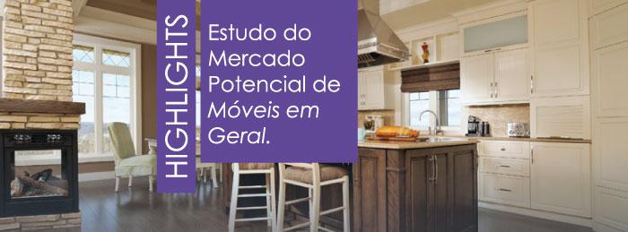 Mercado Potencial de Móveis em Geral 2021