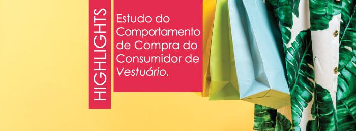 Comportamento de Compra do Consumidor de Vestuário